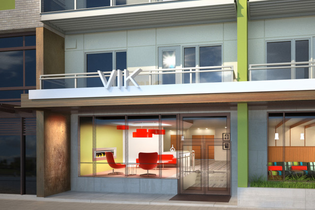 Multifamily visualization front