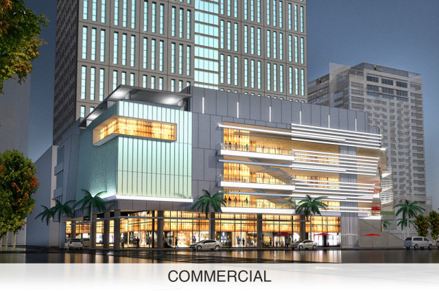 front page commercial ayala