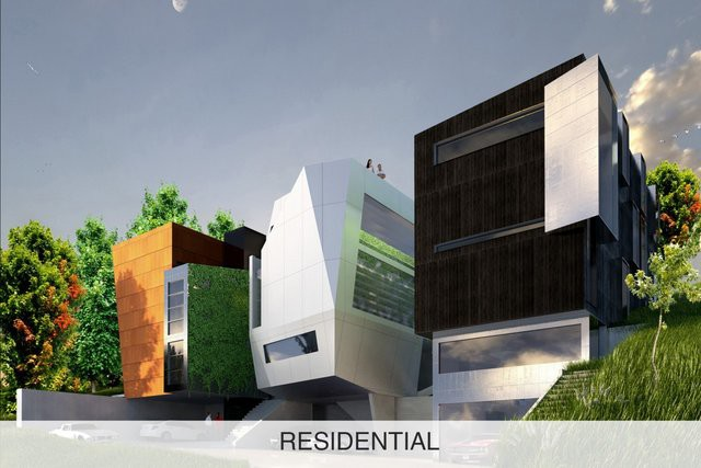 Residential Real Estate 3D Visualization